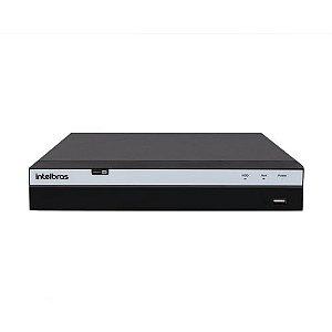 Gravador Digital de Vídeo Intelbras MHDX 3116, 16 Canais, Multi HD, 4MP Lite, Suporta HD até 12TB - Intelbras