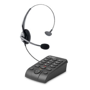 Telefone Headset Intelbras HSB50 - Intelbras