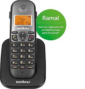 Ramal sem fio digital TS 5121 - Intelbras