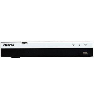 Gravador MHDX 3008 Multi HD 8 Canais Full HD - Intelbras
