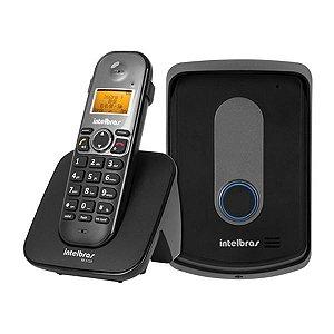 Telefone sem Fio com Ramal Externo TIS 5010 - Intelbras