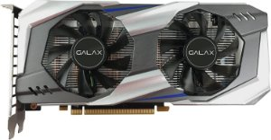 Placa de Vídeo Galax Geforce GTX 1060 OC 6Gb DDR5 192Bits 60NRH7DSL9OC - Galax
