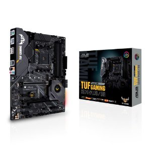 Placa Mãe Asus TUF Gaming X570-Plus AM4 Ddr4 Hdmi DisplayPort USB-C Rgb CrossFireX - Asus