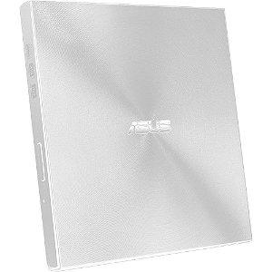Drive Externo Óptico Asus ZenDrive U9M Leitor e Gravador CD e DVD Ultra Slim CD/DVD8X SDRW-08U9M-U/BLK - Asus