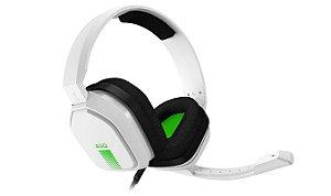Headset Astro Gaming A10 para PlayStation Nintendo Switch PC e Xbox Branco e Verde  - Logitech