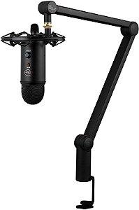 Microfone Condensador USB Blue Yeticaster 988-000107 Preto Blue - Logitech