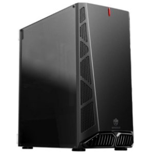 Gabinete Gamer Evolut Dandy Mid Tower EG-810 Preto - Evolut
