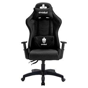 Cadeira Gamer Evolut Tanker V2 EG-905 Preto - Evolut