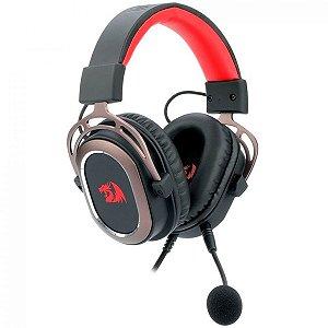 Headset Gamer Redragon Helios Com Microfone Usb H710 - Redragon