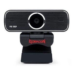 Webcam Redragon Hitman Fhd 1080P Usb GW800 - Redragon