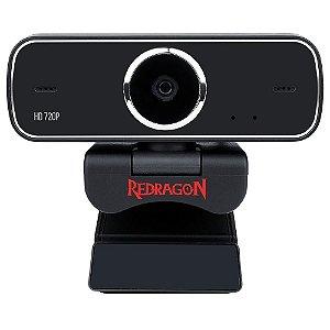 Webcam Redragon Streaming Fobos Hd 720p GW600 - Redragon