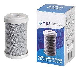 Elemento Filtrante Reposição para Filtro BBI POU 125