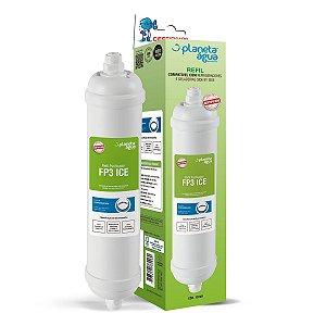 Refil Compatível com Refrigeradores e Geladeiras Side by Side - FP3 ICE