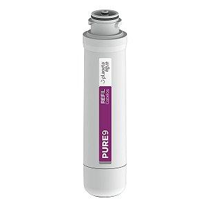 Purificador De Água Remove Cloro P/ Salões E Chuveiros Pure9 Cabelos (GBF2018PAG)
