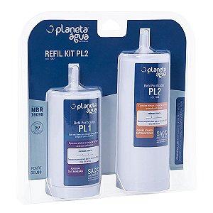 Kit Refis compatível com purificadores Latina PA755, XPA775, Sterilizer, Vitaplus, PN555