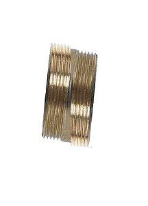 Adaptador Alto Metal Rosca Encaixe Torneira Para Difusor