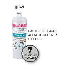 Refil Para Purificadores Ibbl Remove Bactérias E Cloro Hf+7