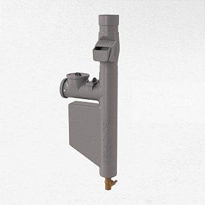 Filtro para Coleta de Água da Chuva Smart Filtro - Cinza Escuro