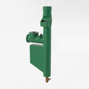 Filtro para Coleta de Água da Chuva Smart Filtro - Verde