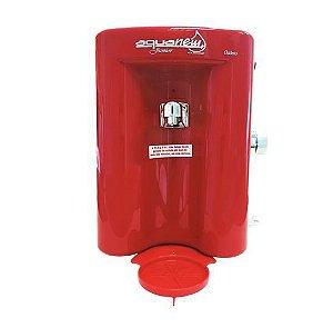 Purificador Ozonizador e Alcalinizador de Água AquaNew Ozon Junior - Vermelho