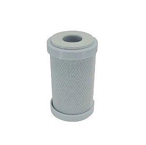 Refil Carvão Ativado Block para Filtros 5'' - 10 micras