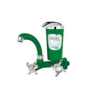 Purificador de Água Declorador Ideale Eco Verde - Parede