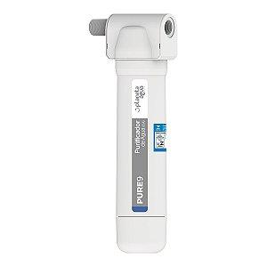 Filtro Purificador de Água Declorador p/ Ponto de Uso Pure 9