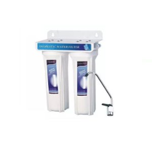 Filtro Purificador de Água Declorador Double Bancada US-2