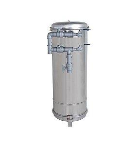 Filtro Central de Inox para Entrada de Água 3X10