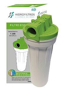 "Filtro Cavalete/ Caixa d' Água 9.3/4"" HIDRO FILTER POE ECO"