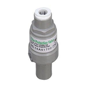 """Válvula Reguladora de Pressão p/ 50 PSI - Mang. Grossa 3/8"""""""