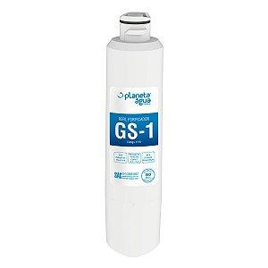 Refil Filtro De Água Geladeira Samsung Haf-cin/exp GS-1
