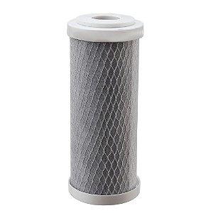 """Refil Carvão Ativado 7"""" para Filtros - 10 Micras"""