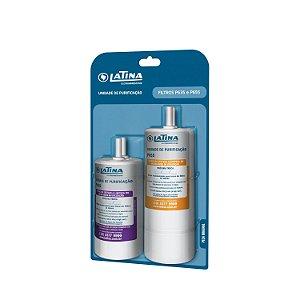 Kit Refis Marca Latina para Purificadores PA735, P635 e P655