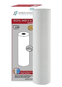 """Refil PP Filter Flux para Filtros de Água Entrada 9.3/4"""""""
