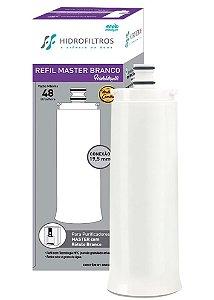 Refil Adaptável Purificadores Master Frio Rótulo Branco