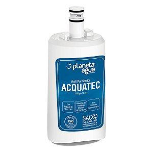 Refil Adaptável em Purificadores Esmaltec Puragua Acqua 7