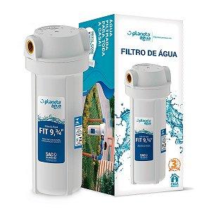 "Filtro para Cavalete e Caixa d' Água Fit 230 - Rosca 3/4"""