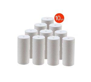 Kit 10 Unidade Refil Polipropileno 20 Micra P/ Filtro Big 10