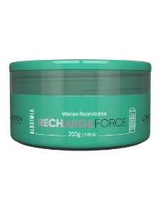 Recharge Force Máscara Reconstrutora 200ml