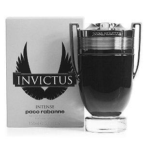 PERFUME PACO RABANNE INVICTUS INTENSE MASCULINO EAU DE TOILETTE 100ML