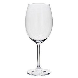 Conjunto de 6 Taças Cristal para Água Gastro Colibri 580ml Bohemia