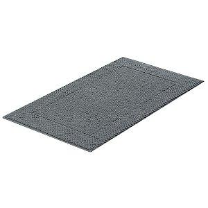 Toalha Piso para Banheiro 48x85 Cinza Buddemeyer