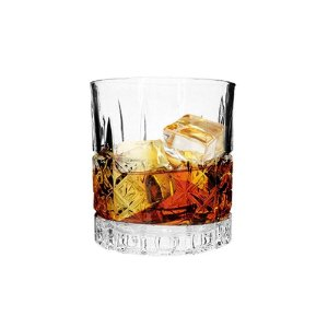 Copo De Whisky Vidro Bred 340ml Mimo Style