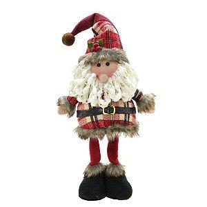 Papai Noel Decorativo Natalino Mabruk