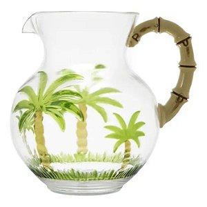 Jarra Acrilico Palm Tree 2,8 litros Bon Gourmet