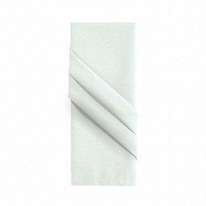 Conjunto de Guardanapo Home 4 Pcs Branco 40x40cm 100% Algodão Copa e Cia