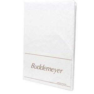 Lençol Queen Avulso Basic Percalle 180 fios Branco Queen Buddemeyer