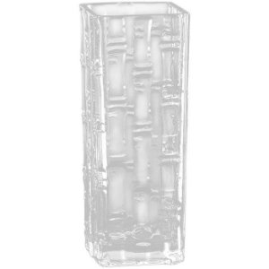 Vaso de Vidro Transparente  6x18 cm Btc Decor