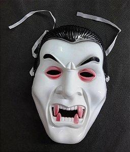 Máscara plastica Vampiro